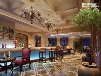 豪华型140平米别墅美式风格储藏室图片大全