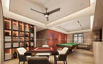 豪华型140平米四室两厅混搭风格其他区域欣赏图