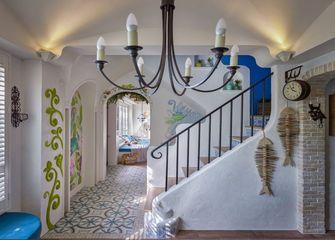 富裕型80平米新古典风格走廊装修图片大全