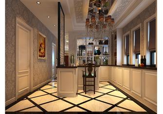 豪华型140平米别墅新古典风格厨房装修案例