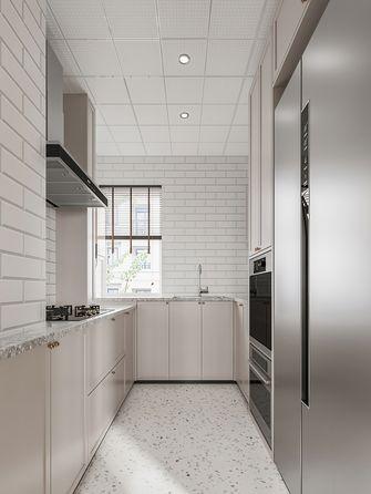 富裕型60平米法式风格厨房装修案例