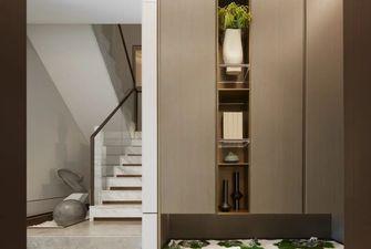 20万以上140平米复式中式风格楼梯间设计图