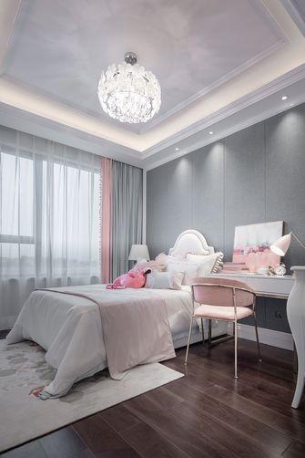 130平米四欧式风格卧室设计图