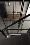 70平米工业风风格楼梯间装修案例