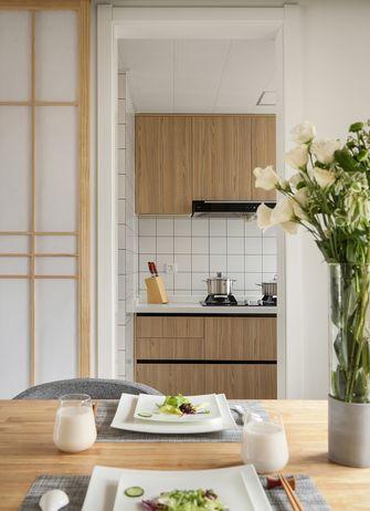 110平米日式风格餐厅图