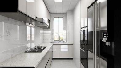 四室两厅现代简约风格厨房装修图片大全