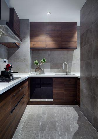 5-10万80平米北欧风格厨房装修案例