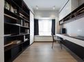 10-15万90平米三室两厅美式风格书房图片