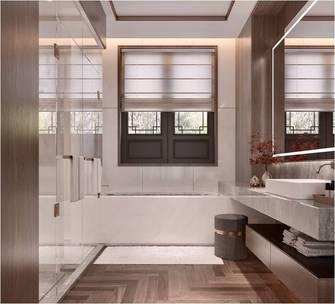 140平米别墅中式风格卫生间装修案例
