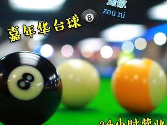 嘉年华台球运动俱乐部