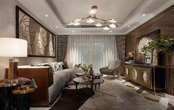 经济型110平米三室一厅港式风格客厅设计图