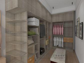 140平米别墅混搭风格衣帽间设计图