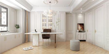 5-10万140平米四室两厅法式风格书房图片大全