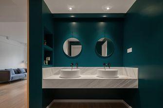 富裕型90平米新古典风格卫生间设计图