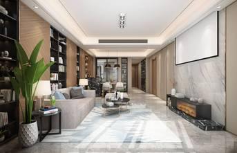 豪华型三室两厅轻奢风格卧室设计图