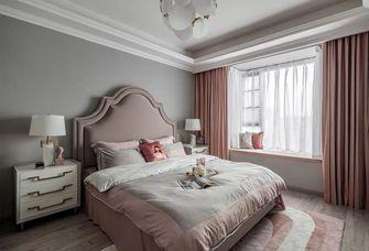 5-10万120平米三室一厅美式风格卧室欣赏图