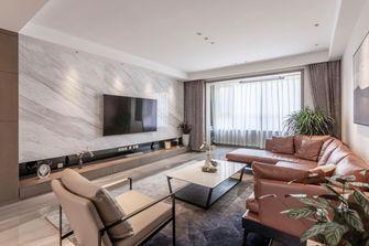 富裕型120平米三室两厅混搭风格阳台装修图片大全