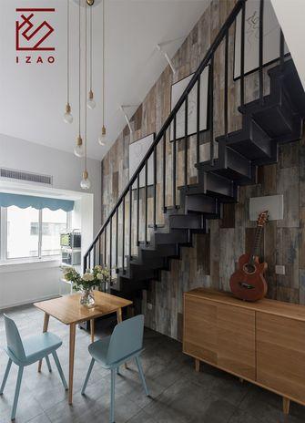10-15万140平米复式北欧风格楼梯间效果图
