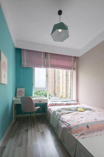 富裕型100平米三室两厅美式风格青少年房欣赏图