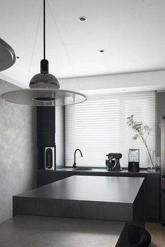 140平米四港式风格厨房装修案例