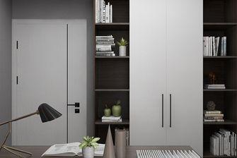 110平米三室一厅北欧风格书房装修案例