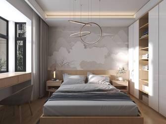 15-20万120平米三室两厅日式风格卧室装修图片大全