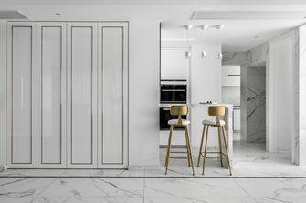 富裕型140平米三室一厅欧式风格厨房装修图片大全