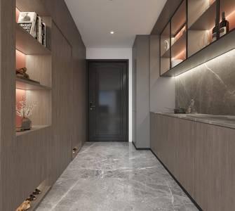 经济型40平米小户型现代简约风格玄关图片