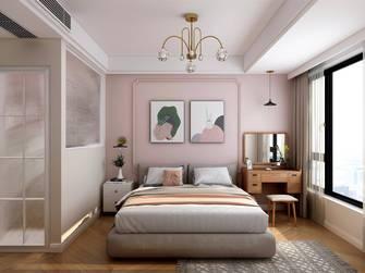 10-15万90平米三法式风格卧室图片大全