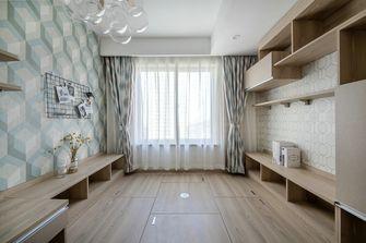 15-20万130平米三室两厅北欧风格书房装修图片大全
