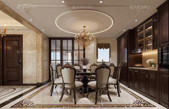 经济型140平米复式欧式风格餐厅图片