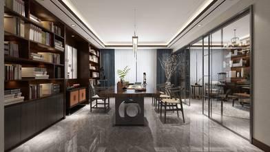 豪华型140平米别墅新古典风格书房欣赏图