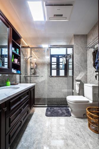 豪华型140平米四室三厅中式风格卫生间装修图片大全
