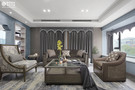 20万以上140平米四室一厅美式风格客厅装修效果图