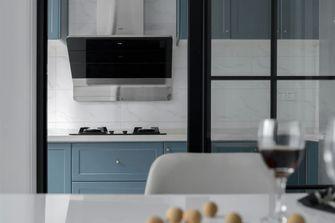富裕型130平米三室两厅轻奢风格厨房装修效果图