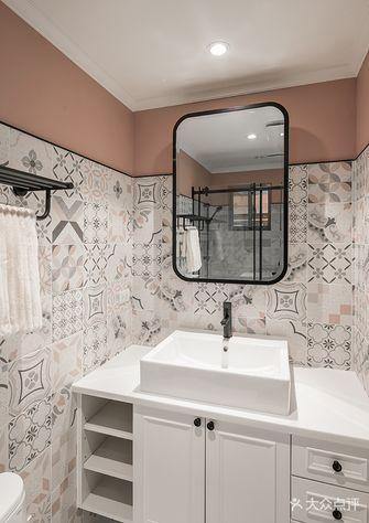 豪华型140平米四法式风格卫生间设计图
