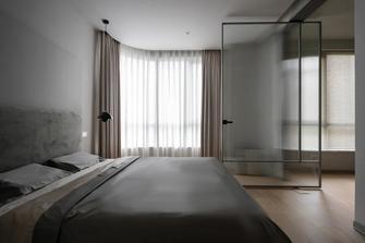 3-5万100平米一室两厅现代简约风格卧室图片