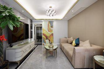 20万以上140平米四混搭风格客厅图