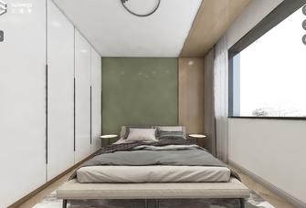 20万以上140平米别墅现代简约风格卧室欣赏图