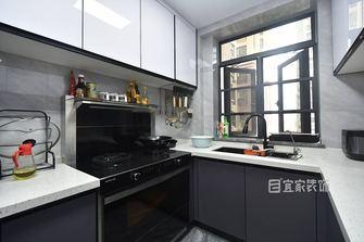 富裕型140平米中式风格厨房图片