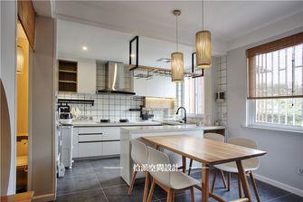 120平米三日式风格厨房装修案例