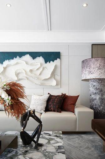 20万以上140平米四中式风格客厅图