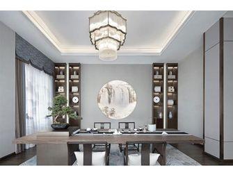 豪华型140平米四室三厅中式风格书房装修案例