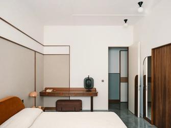 120平米三英伦风格卧室装修案例