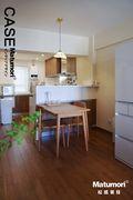20万以上50平米公寓日式风格客厅设计图