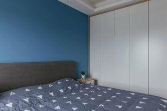 3万以下80平米三室一厅现代简约风格卧室设计图