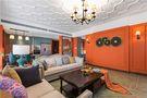 经济型130平米三室三厅欧式风格客厅设计图