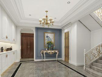 20万以上140平米别墅法式风格玄关装修案例
