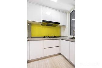 经济型80平米现代简约风格厨房装修效果图