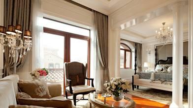 豪华型140平米复式欧式风格卧室图